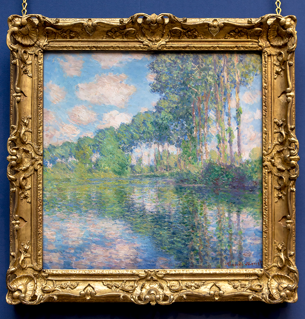 Poplars on the River Epte (1891)
