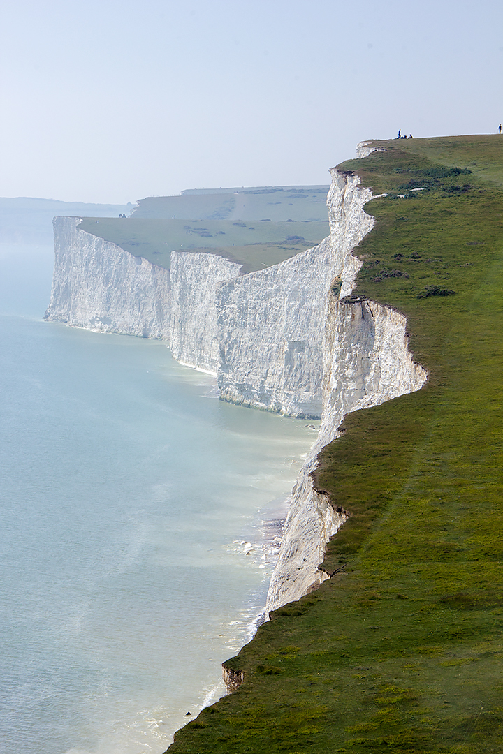 A view of the Seven Sisters