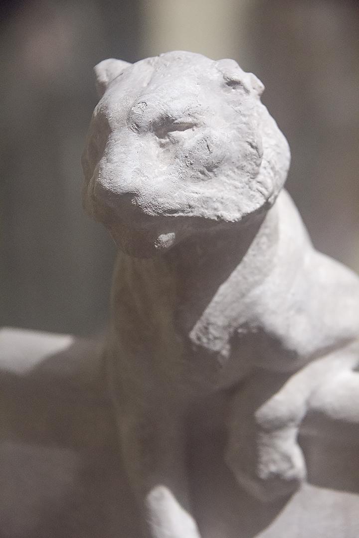 animal statuette