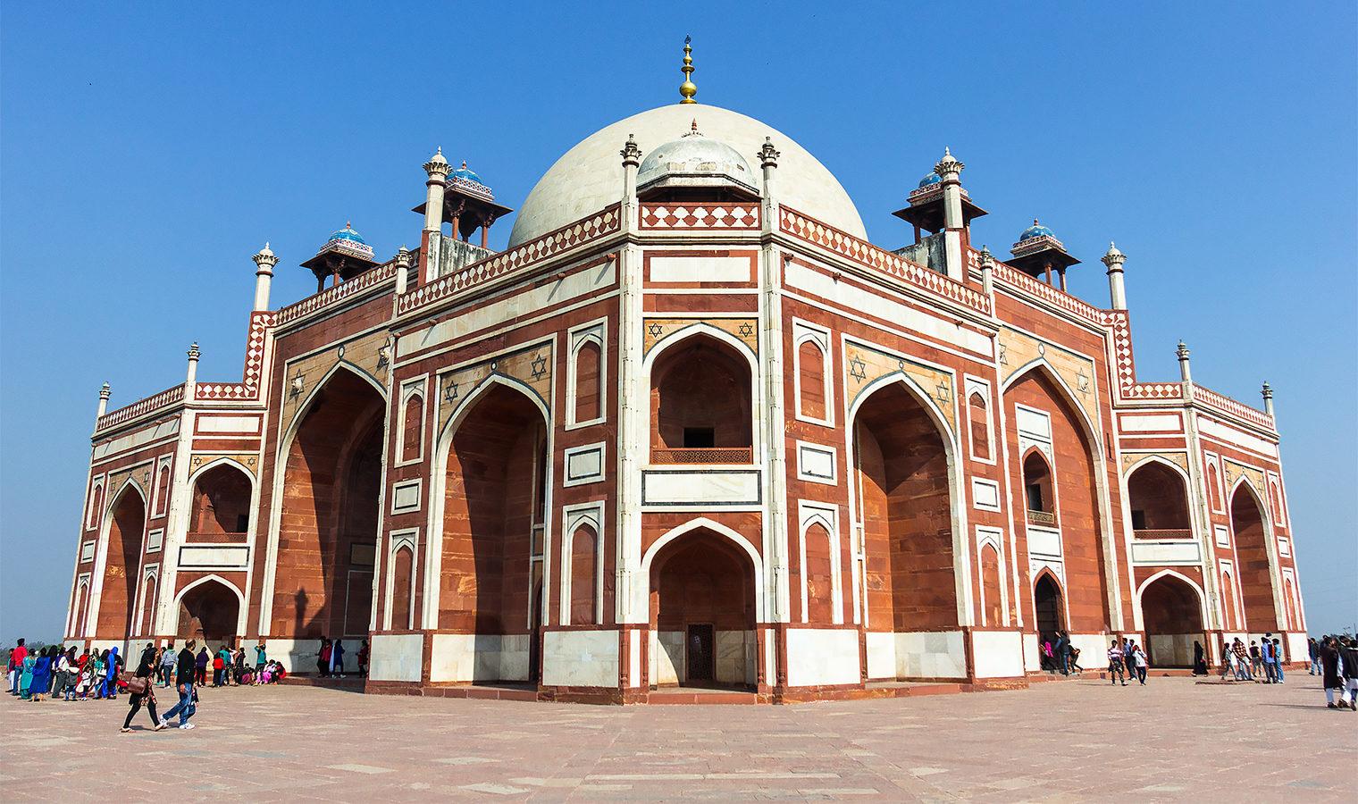Humyan's Tomb